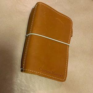 New Foxy Fix pocket TN, tan travelers notebook